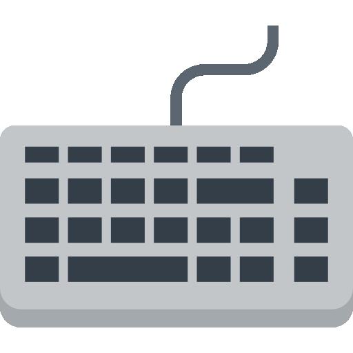 Icon keyboard